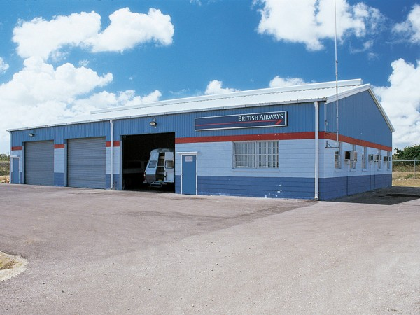 Aircraft Maintenance Building