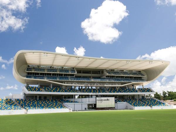 Kensington Oval 3W's stand