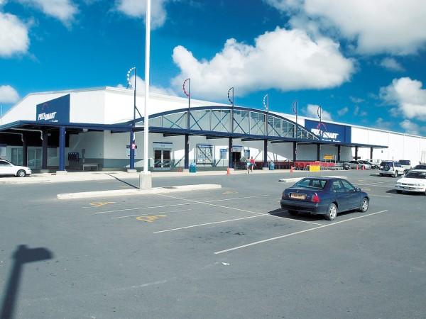 Shopping Centre Complex