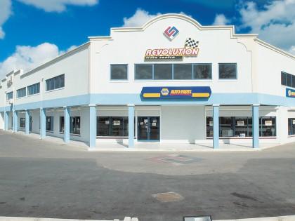 Auto Parts Distribution Centre