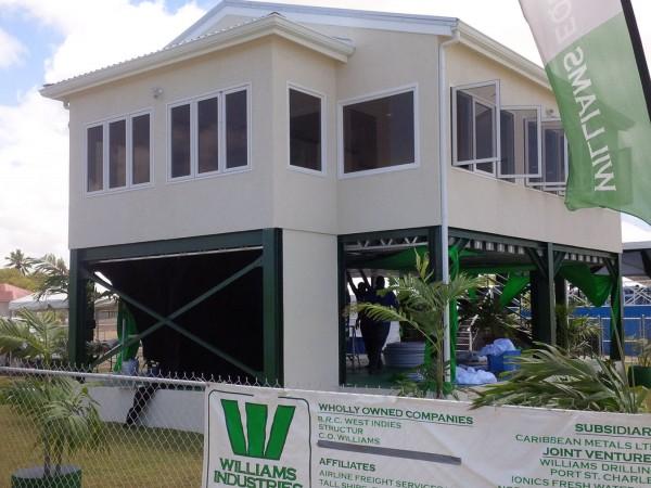 Williams Bushy Park VIP House Complete